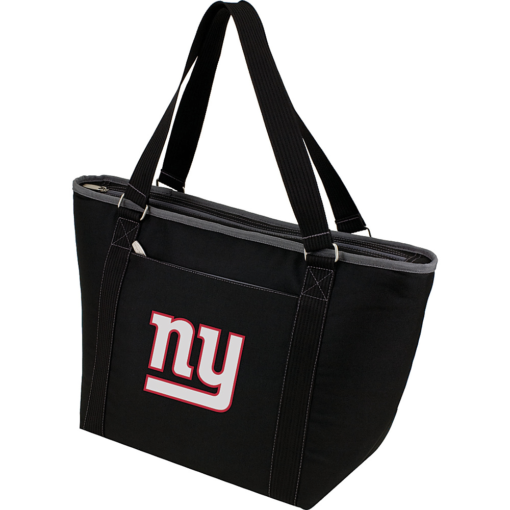 Picnic Time New York Giants Topanga Cooler New York Giants Black - Picnic Time Outdoor Coolers - Outdoor, Outdoor Coolers