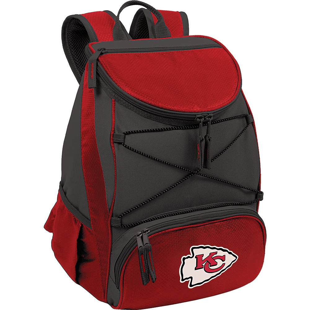 Picnic Time Kansas City Chiefs PTX Cooler Kansas City Chiefs Red - Picnic Time Outdoor Coolers - Outdoor, Outdoor Coolers
