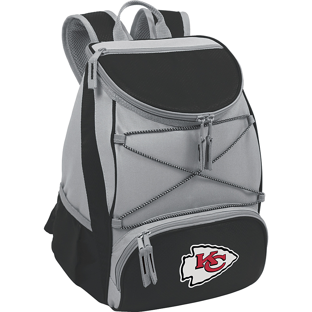 Picnic Time Kansas City Chiefs PTX Cooler Kansas City Chiefs Black - Picnic Time Outdoor Coolers - Outdoor, Outdoor Coolers