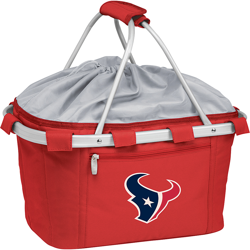 Picnic Time Houston Texans Metro Basket Houston Texans Red - Picnic Time Outdoor Coolers - Outdoor, Outdoor Coolers
