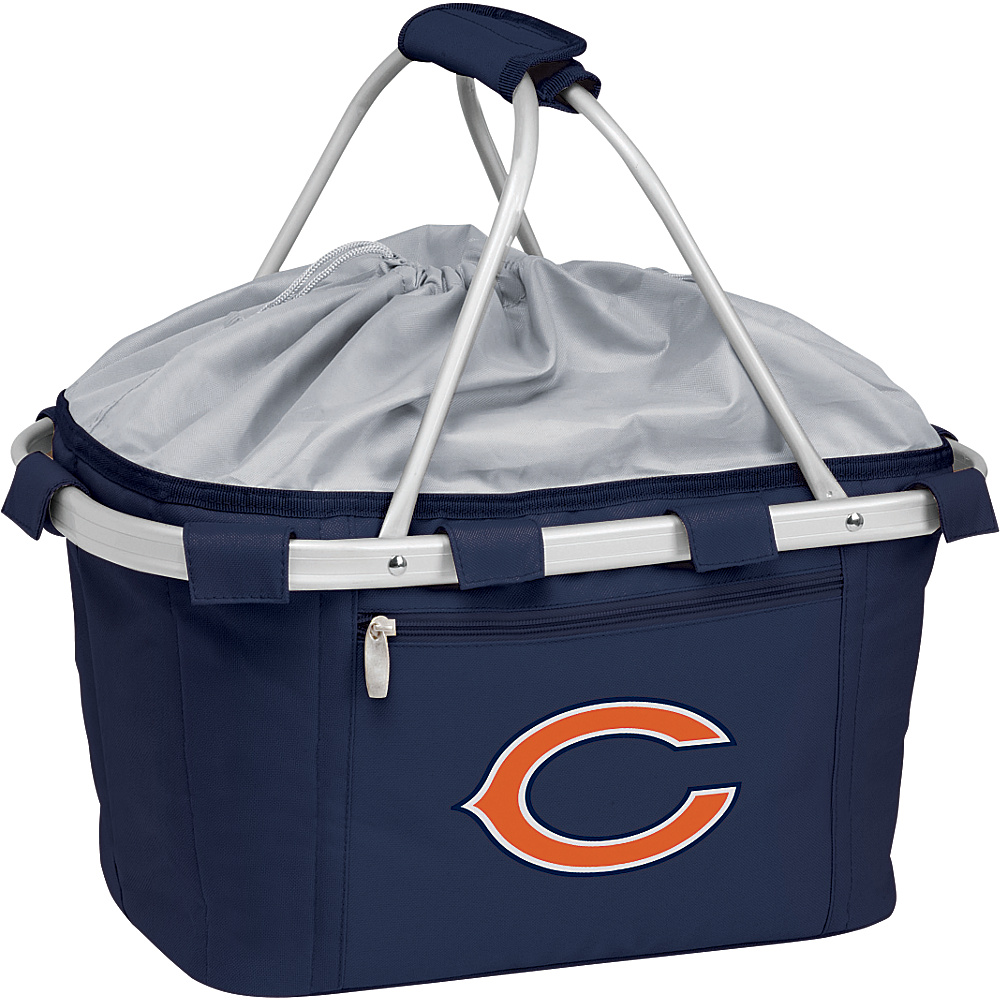 Picnic Time Chicago Bears Metro Basket Chicago Bears Navy - Picnic Time Outdoor Coolers - Outdoor, Outdoor Coolers