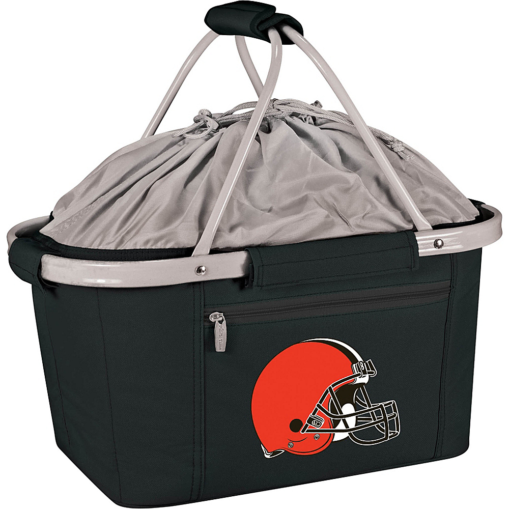 Picnic Time Cleveland Browns Metro Basket Cleveland Browns Black - Picnic Time Outdoor Coolers - Outdoor, Outdoor Coolers