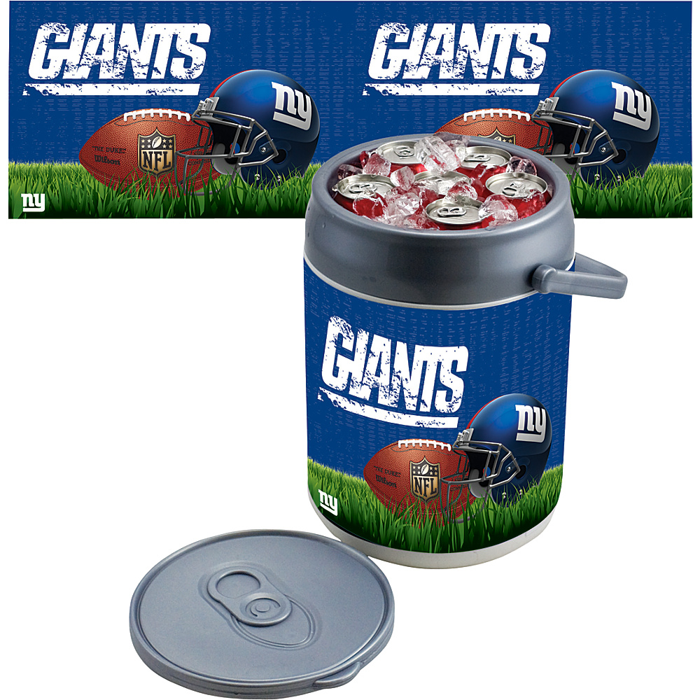Picnic Time New York Giants Can Cooler New York Giants - Picnic Time Outdoor Coolers - Outdoor, Outdoor Coolers