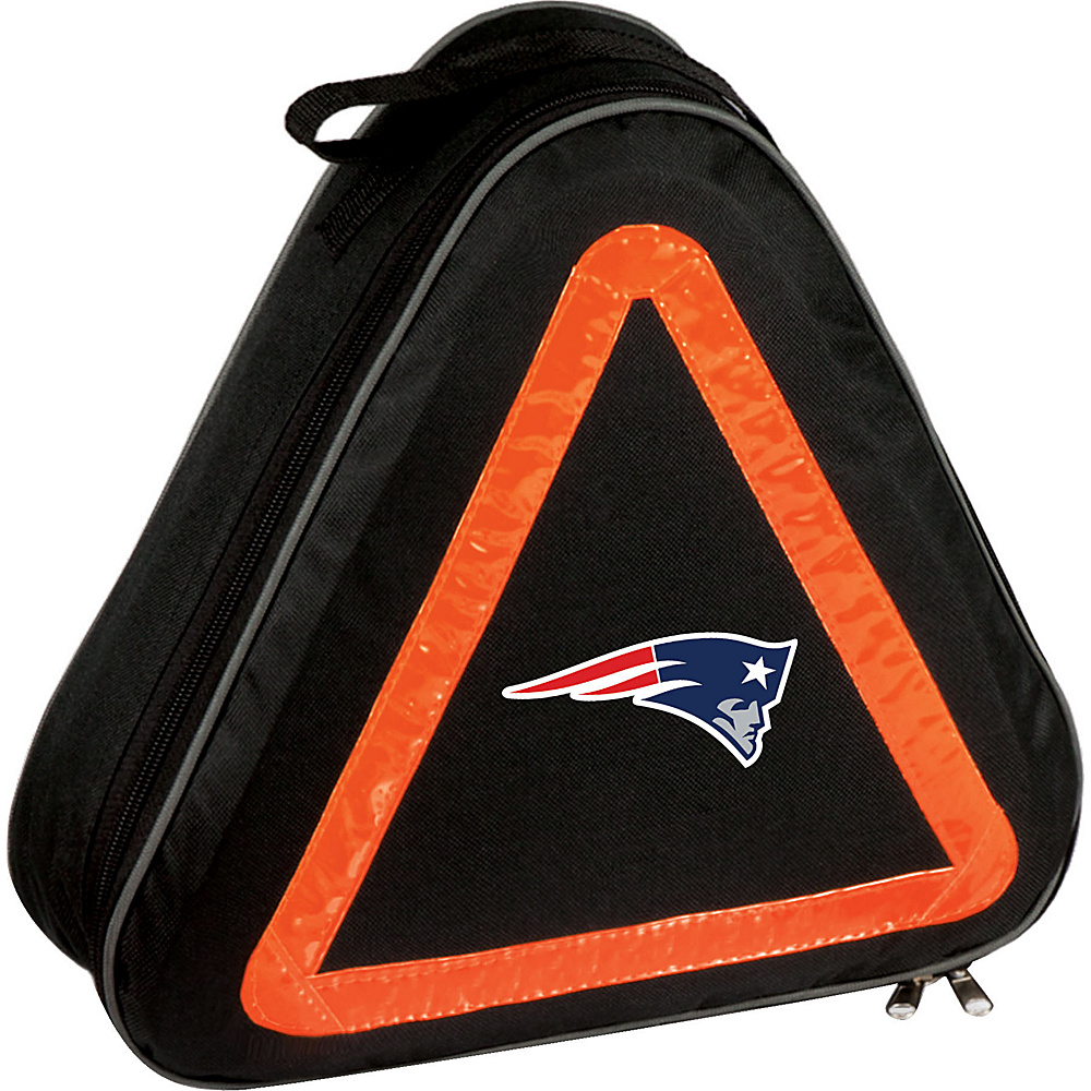 Picnic Time New England Patriots Roadside Emergency Kit New England Patriots - Picnic Time Trunk and Transport Organization - Travel Accessories, Trunk and Transport Organization