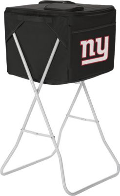 Picnic Time New York Giants Party Cube New York Giants Black - Picnic Time Travel Coolers