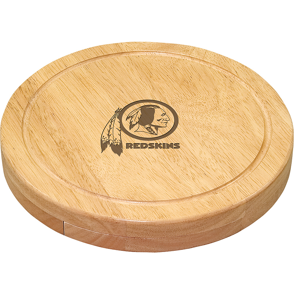 Picnic Time Washington Redskins Cheese Board Set Washington Redskins - Picnic Time Outdoor Accessories - Outdoor, Outdoor Accessories