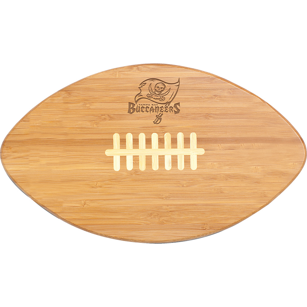 Picnic Time Tampa Bay Buccaneers Touchdown Pro! Cutting Board Tampa Bay Buccaneers - Picnic Time Outdoor Accessories - Outdoor, Outdoor Accessories
