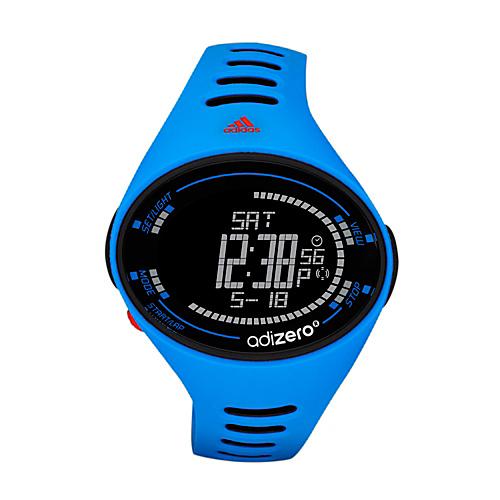 adidas originals Watches Adidas Performance Adizero Blue with Black - adidas originals Watches... (10218825 ADP3511-BLUE) photo