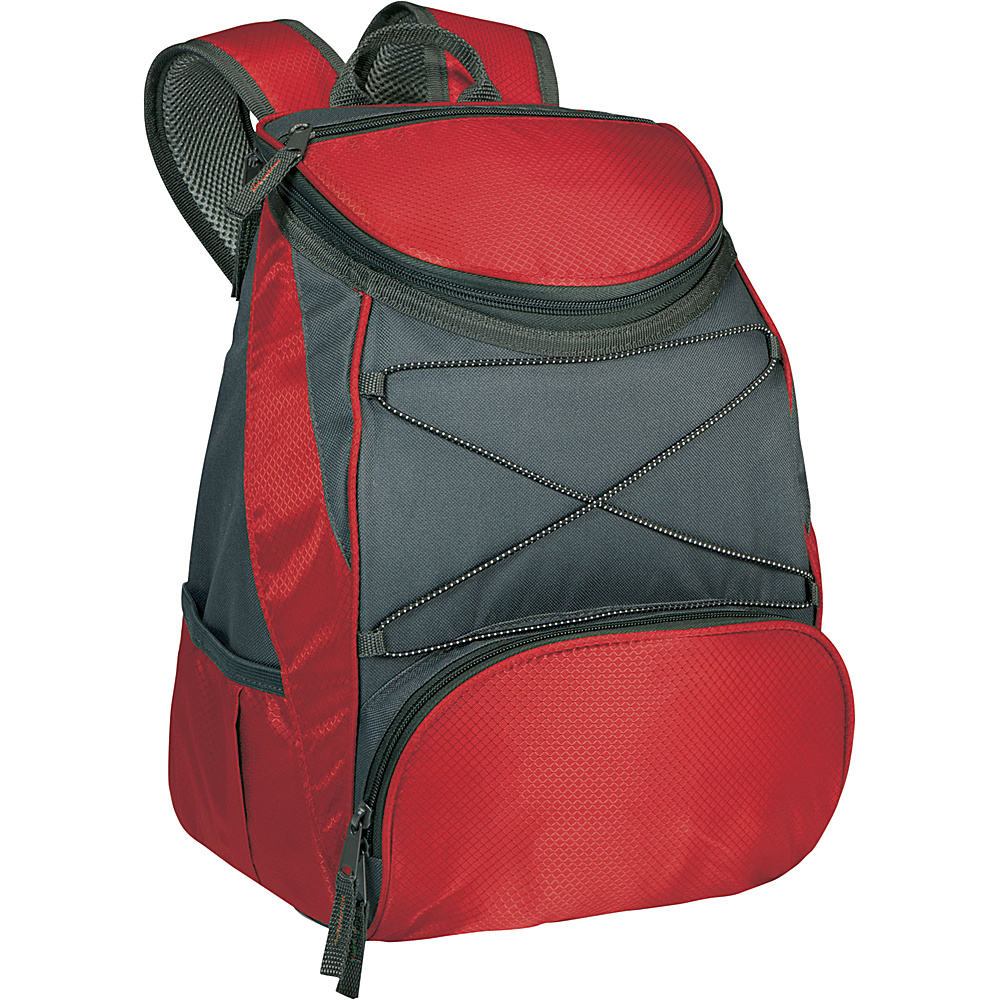 Picnic Time PTX Backpack Cooler Red - Picnic Time Outdoor Coolers - Outdoor, Outdoor Coolers