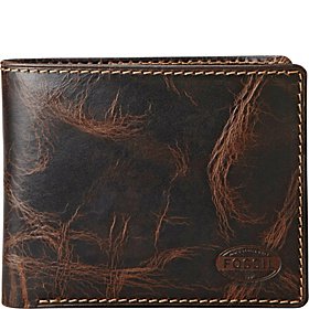 Norton Traveler Wallet Brown