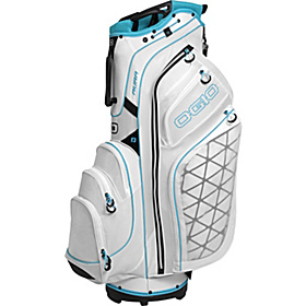 Aura Cart Bag White