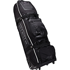 Mammoth Travel Bag Black