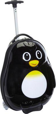 TrendyKid Penguin Kids' Rolling Carry On Penguin - TrendyKid Softside Carry-On