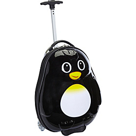 Penguin Kids' Rolling Carry On Penguin