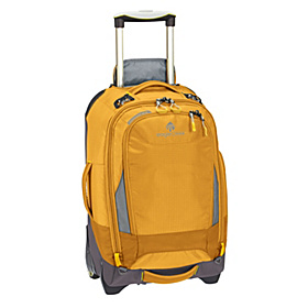 Flip Switch Wheeled Backpack 22 Ochre