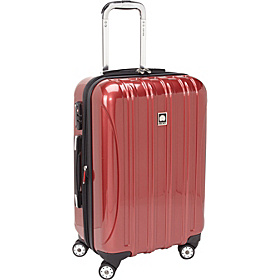 Helium Aero Carry-on Exp. Spinner Trolley Brick Red