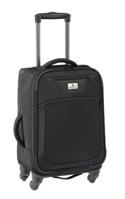 Eagle Creek Travel Gateway 4 Wheel Upright 22 Black - Eagle Creek Small Rolling Luggage