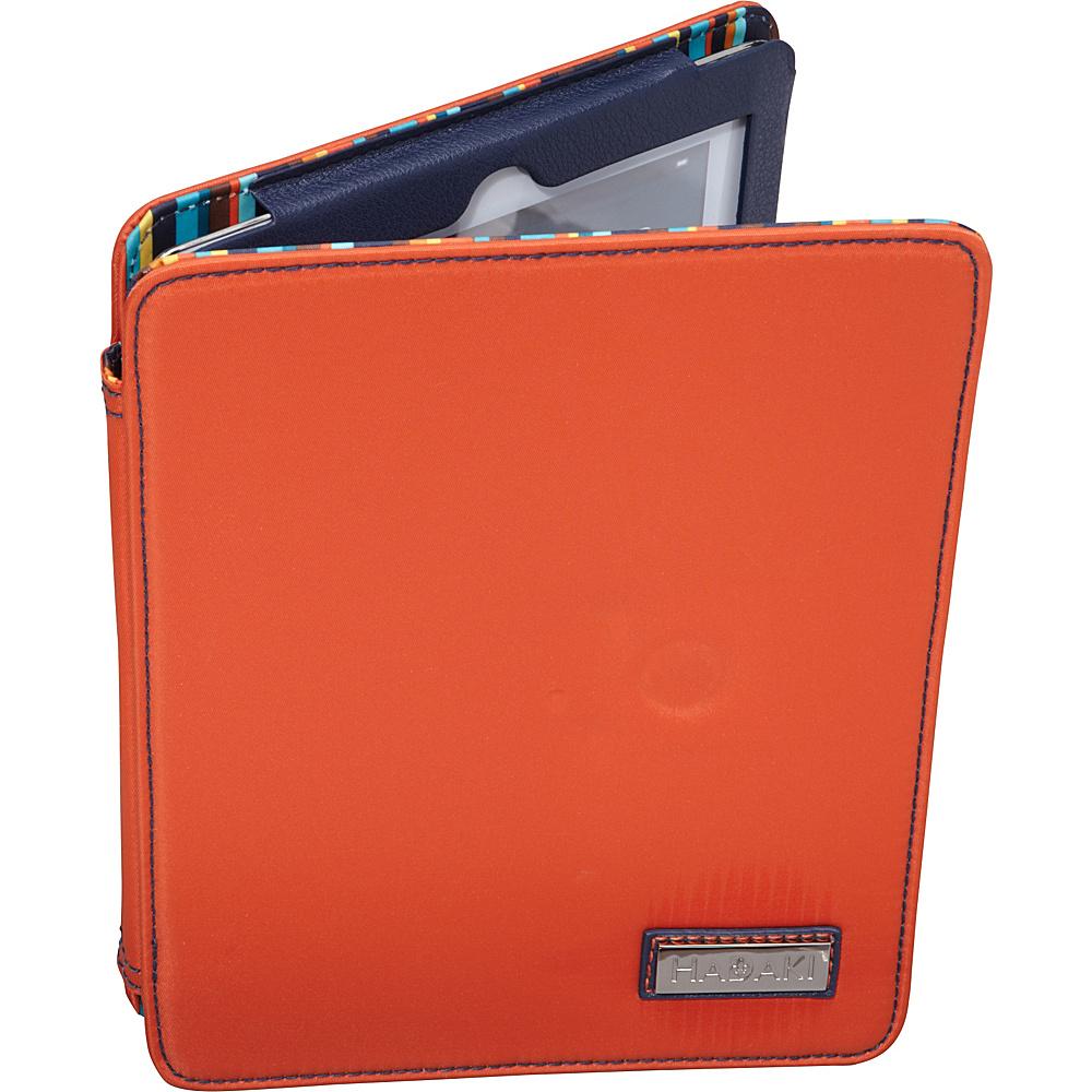 Hadaki Nylon iPad Wrap Orange/Navy - Hadaki Electronic Cases - Technology, Electronic Cases