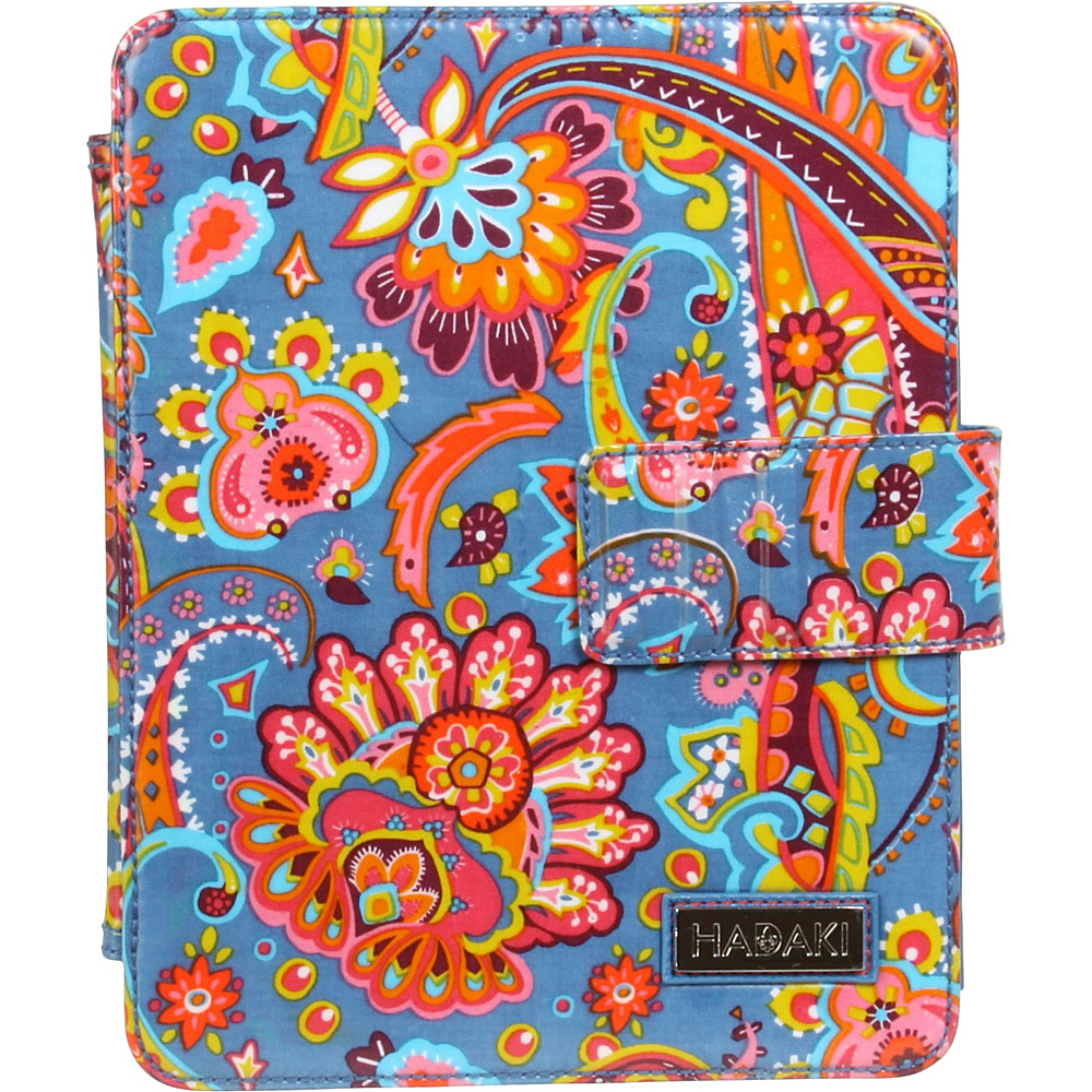 Hadaki Nylon iPad Wrap Cassandra Paisley - Hadaki Electronic Cases - Technology, Electronic Cases
