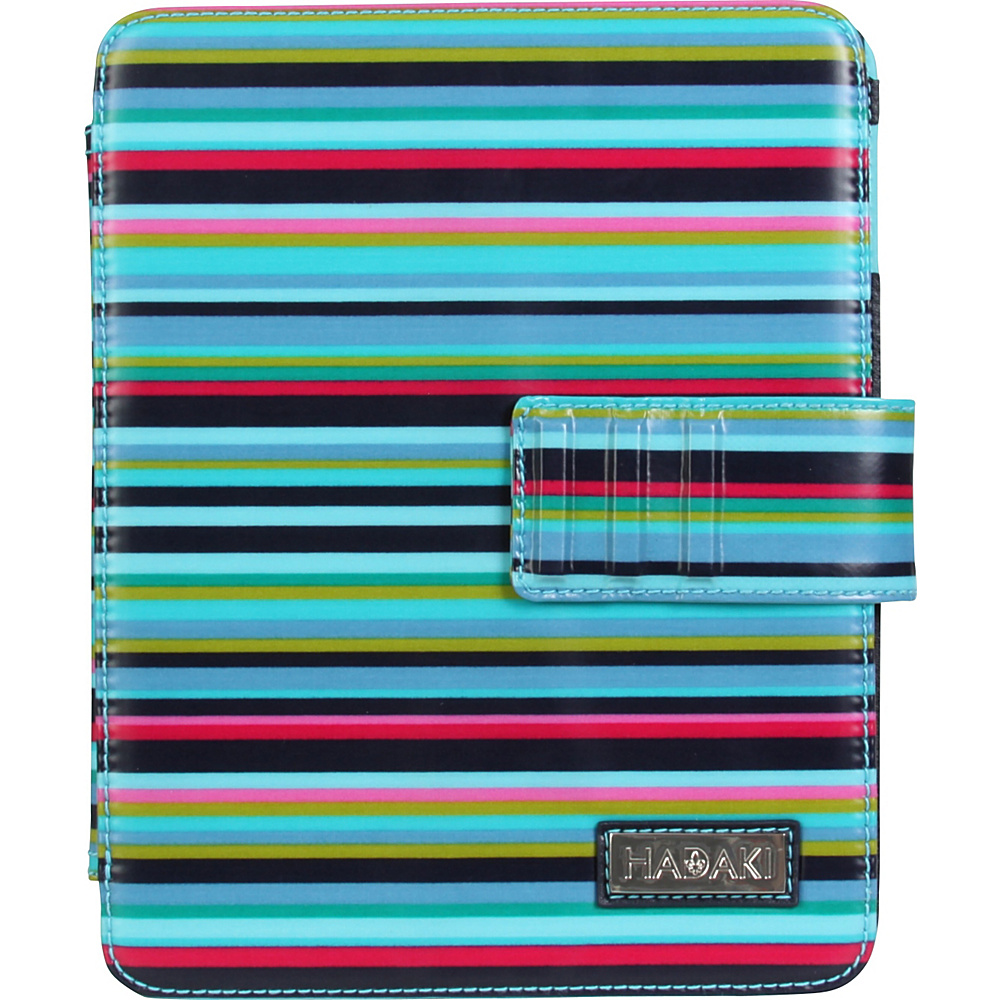 Hadaki Nylon iPad Wrap Dixie Stripes - Hadaki Electronic Cases - Technology, Electronic Cases