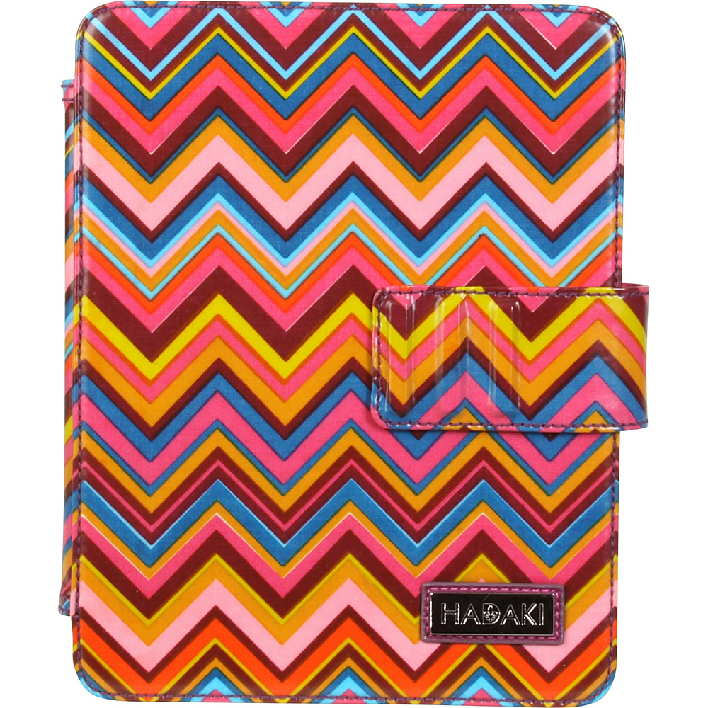 Hadaki Nylon iPad Wrap Cassandra ZigZag - Hadaki Electronic Cases - Technology, Electronic Cases