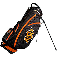 Team Golf NCAA Oklahoma State University Cowboys Fairway Stand Bag Black - Team Golf Golf Bags