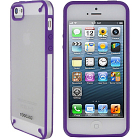 Fuse Shell Case for Apple iPhone 5 Purple