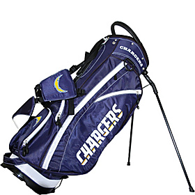 NFL San Diego Chargers Fairway Stand Bag Blue