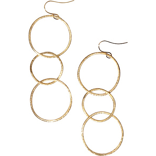 Tammy Spice Accessories Trio Earrings Gold - Tammy Spice Accessories Jewelry