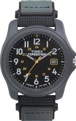 Timex Men's Expedition Watch Grey - Timex Watches