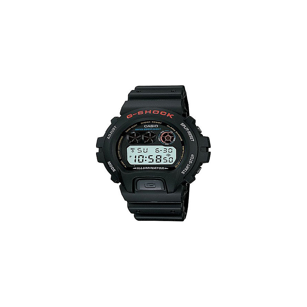 Casio Men's G-Shock Classic Digital Watch Black - Casio Watches