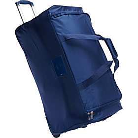 Helium SuperLight Spinners 2-Wheel Trolley Duffel Pacific Blue