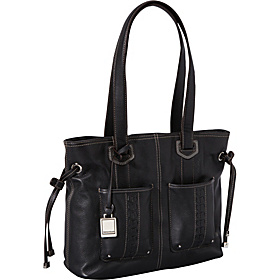 Point of Interest Tote Black