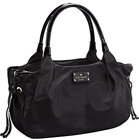 Kate Spade Nylon Stevie Black