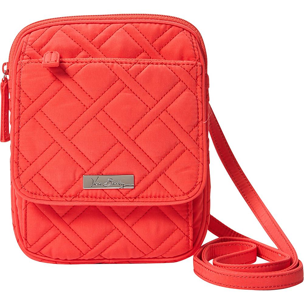 Vera Bradley Mini Hipster Crossbody - Solids Canyon Sunset - Vera Bradley Fabric Handbags - Handbags, Fabric Handbags