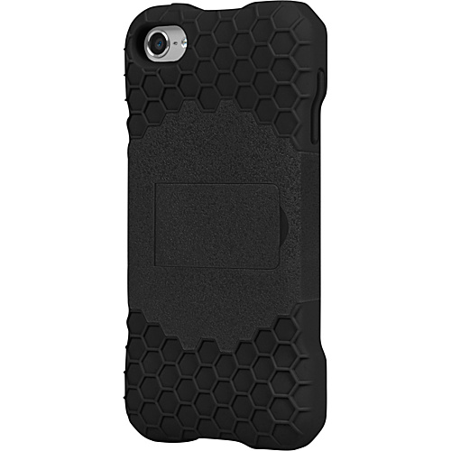 Incipio HIVE Response for iPod Touch 5G Obsidian Black/ Obsidian Black - Incipio Personal Electronic Cases
