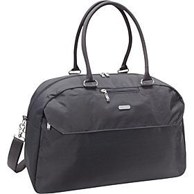 Atlas Duffel Charcoal/Fuschia