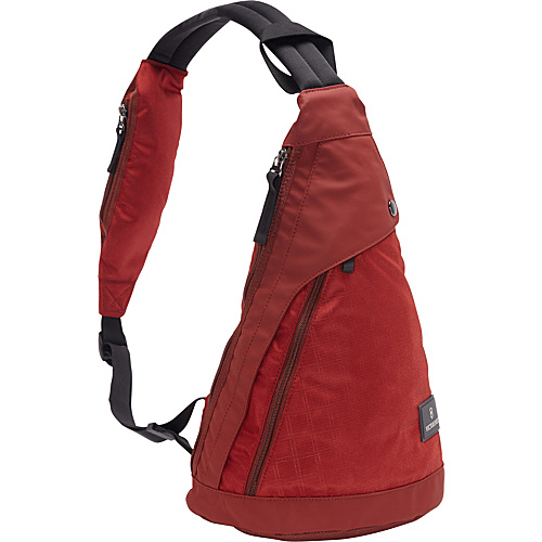 Victorinox Altmont 3.0 Dual-Compartment Monosling Red - Victorinox Slings