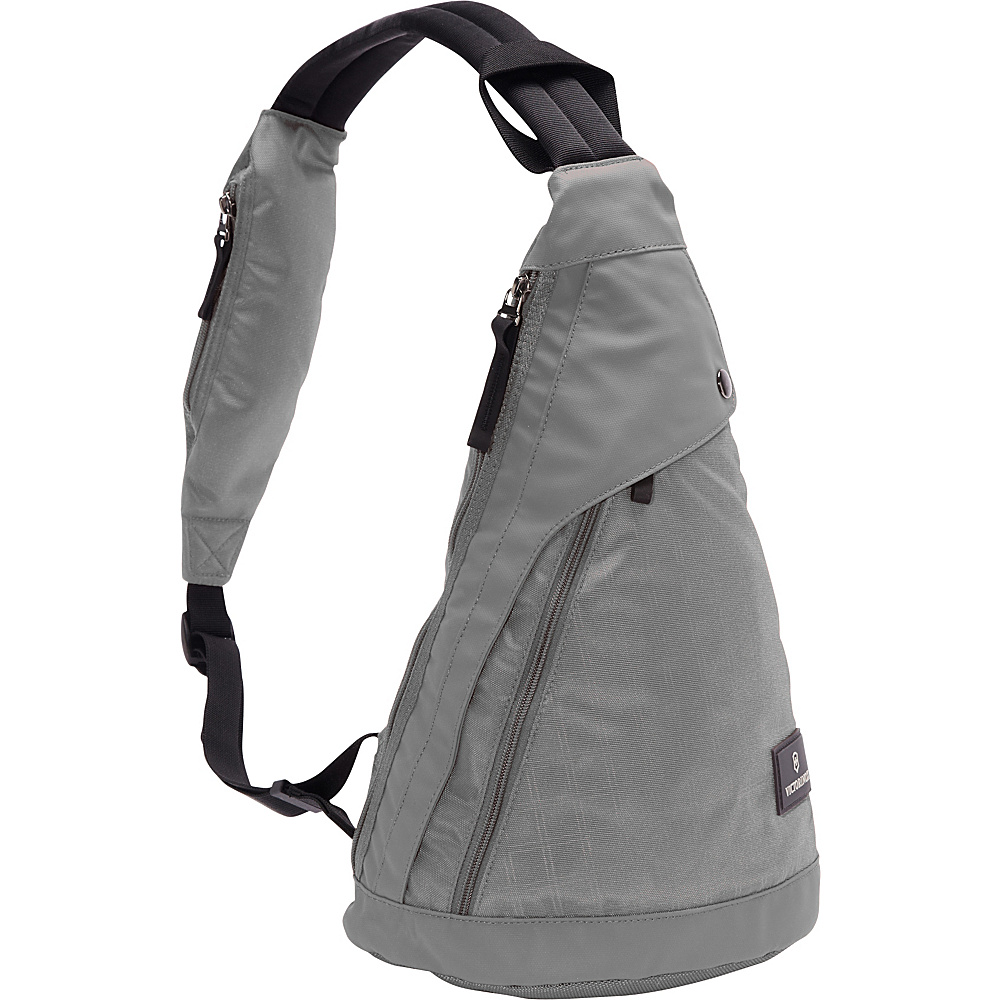 Victorinox Altmont 3.0 Dual Compartment Monosling Gray Victorinox Slings