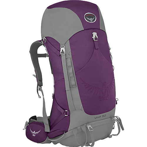 Osprey Viva 50 Plum Purple - Osprey Backpacking Packs