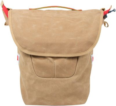 Detours Fremonster Flap Pannier Canvas - Detours Other Sports Bags