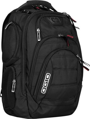 OGIO Gambit 17 Pack Black - OGIO Business & Laptop Backpacks