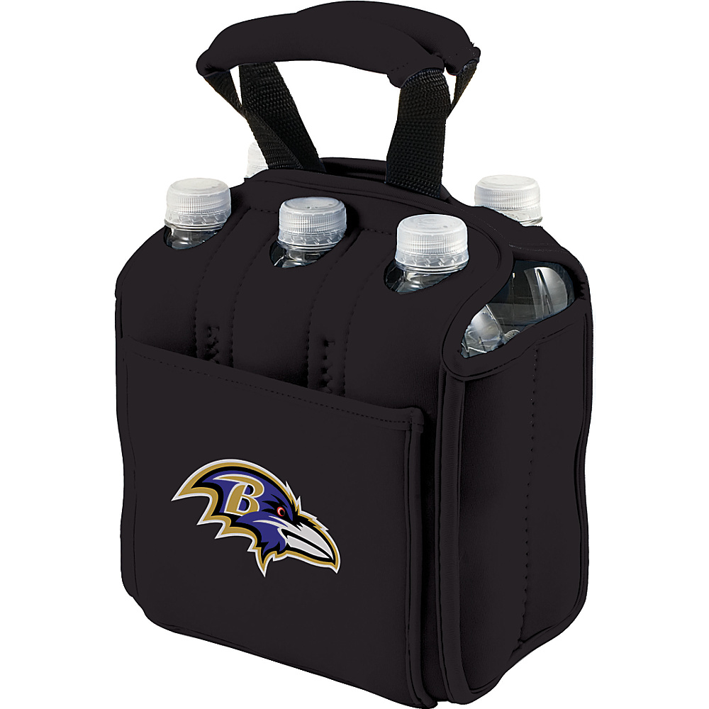 Picnic Time Baltimore Ravens Six Pack Baltimore Ravens - Picnic Time Outdoor Accessories - Outdoor, Outdoor Accessories