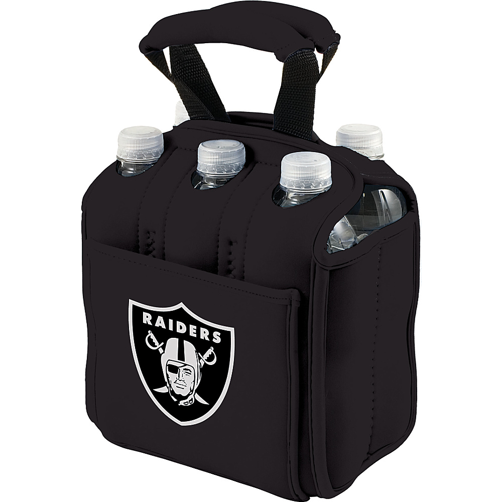 Picnic Time Oakland Raiders Six Pack Oakland Raiders - Picnic Time Outdoor Accessories - Outdoor, Outdoor Accessories