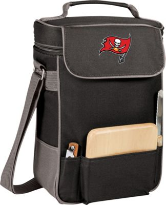 Picnic Time Tampa Bay Buccaneers Duet Wine & Cheese Tote Tampa Bay Buccaneers - Picnic Time Travel Coolers