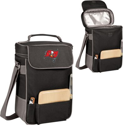 Picnic Time Tampa Bay Buccaneers Duet Wine & Cheese Tote Tampa Bay Buccaneers - Picnic Time Outdoor Coolers