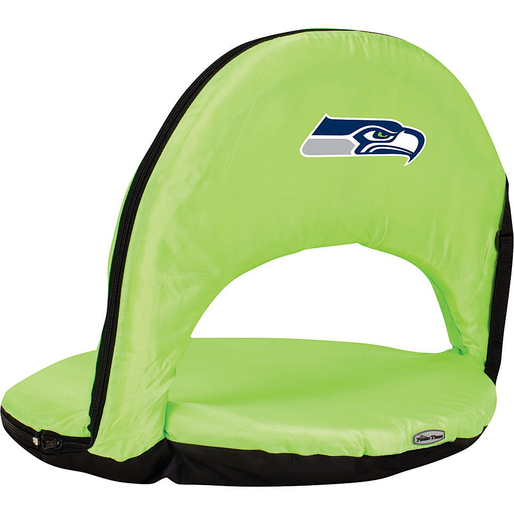 Picnic Time Seattle Seahawks Oniva Seat Seattle Seahawks Lime - Picnic Time Outdoor Accessories - Outdoor, Outdoor Accessories