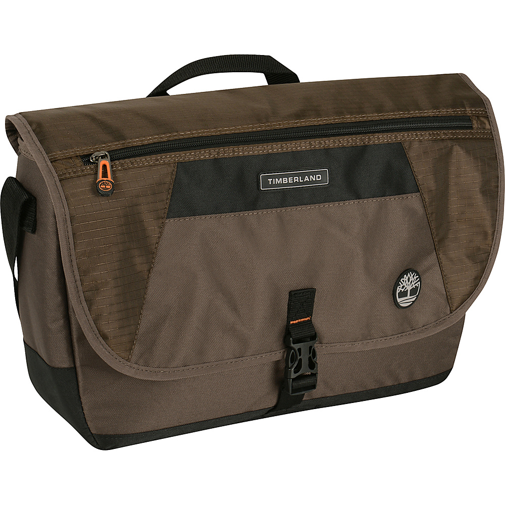 Timberland Rt 4 17 Messenger Bag Cocoa Timberland Messenger Bags