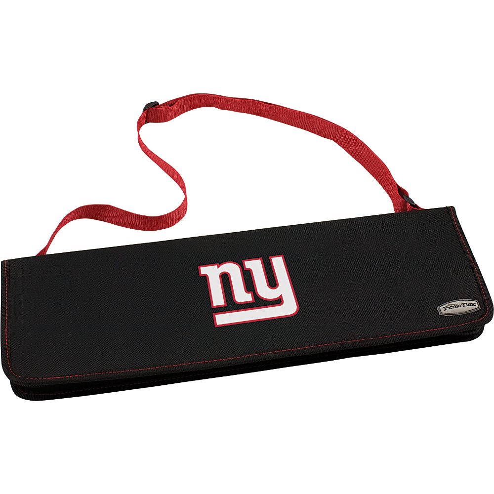 Picnic Time New York Giants Metro BBQ Tote New York Giants Red - Picnic Time Outdoor Accessories - Outdoor, Outdoor Accessories