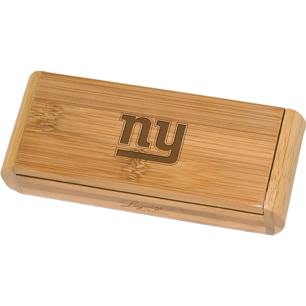 Picnic Time New York Giants Elan Bamboo Corkscrew New York Giants - Picnic Time Outdoor Accessories - Outdoor, Outdoor Accessories